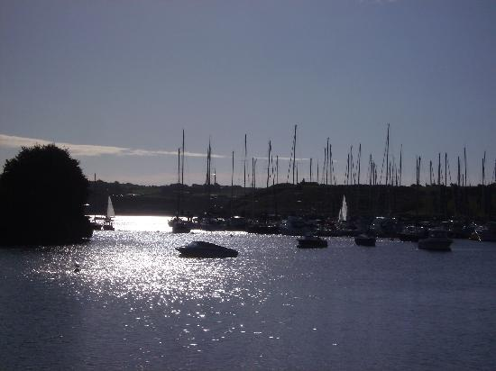 Cloisters Bed & Breakfast: Kinsale harbor