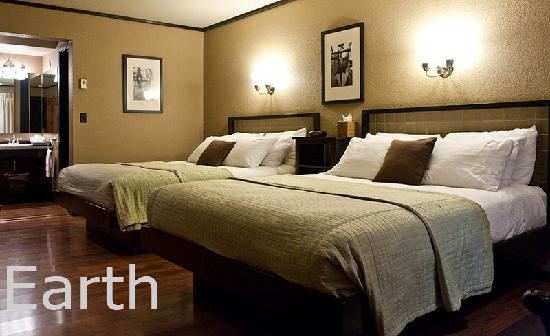 Earthbox Inn & Spa: Earth