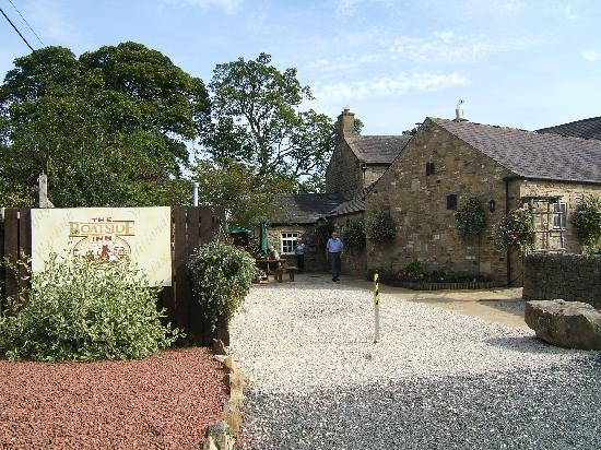 The Boatside Inn: Outdoor Area 1 of resturant