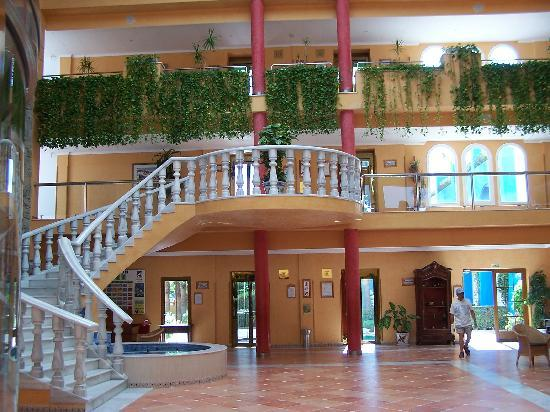 Entrada Del Hotel Picture Of Playaballena Spa Hotel Rota
