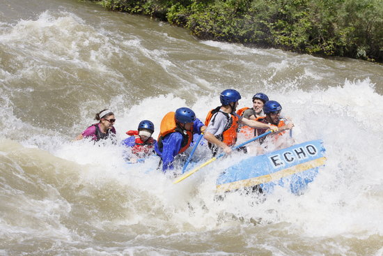 Echo Canyon River Expeditions Day Trips Canon City