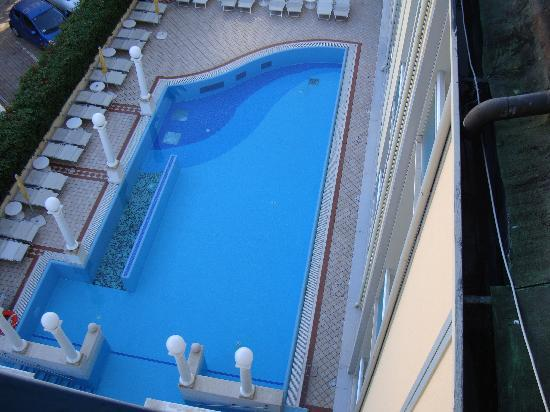 Hotel Aurora Terme: piscina esterna termale