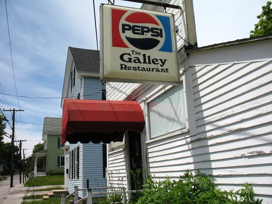 Galley Restaurant: Exterior