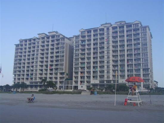 Oceanfront Hotels In Myrtle Beach With Free Breakfast
