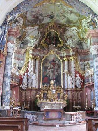 St. Georg und Pankratius: main altar