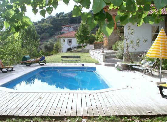 Quinta do Ervedal: The pool