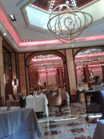 Hotel Principe Di Savoia: Breakfast Room