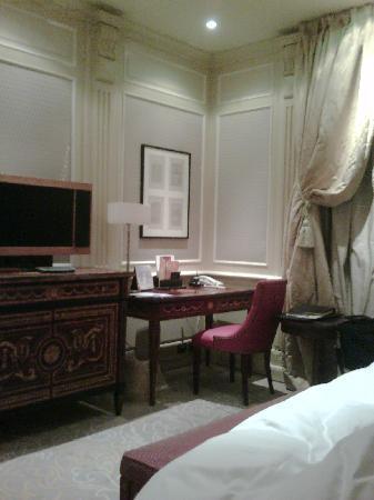 โรงแรมปรินซิเป ดิซาวอยอ์ มิลาน: Deluxe premium room