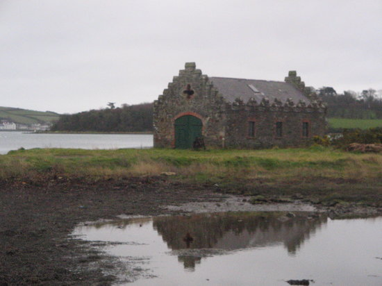 Downpatrick, UK: boat house
