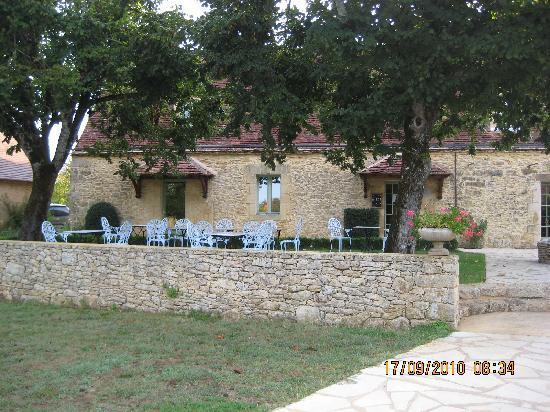 Hotel de la Ferme Lamy : Hotel