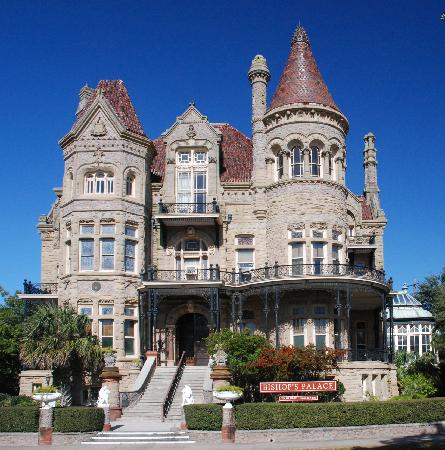 Galveston Island, TX: Bishop's Palace