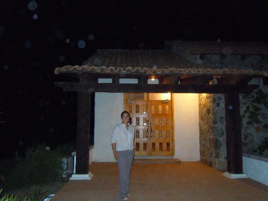 Valle de Guadalupe, Meksiko: Entrada Laja