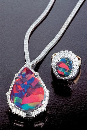 ‪The National Opal Collection‬