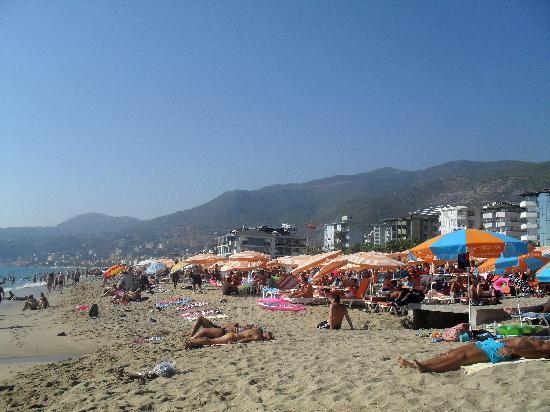 Grand Okan: beach