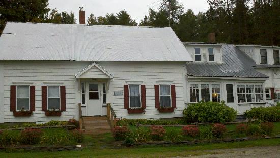 Craftsbury, VT: Whetstone B&B