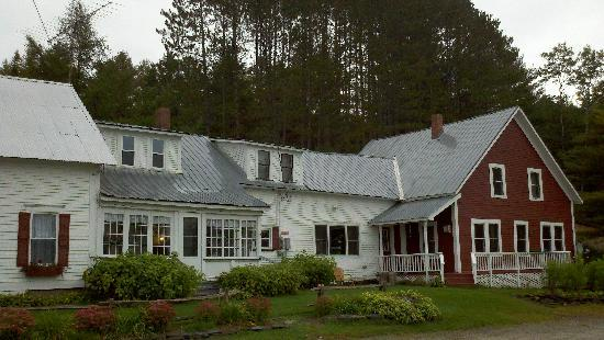 ‪‪Craftsbury‬, ‪Vermont‬: Whetstone B&B pic‬