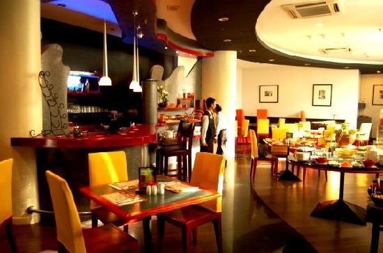 La Table Restaurant Of Ibis Arcadia Picture Of Ibis Jakarta Arcadia Tripadvisor