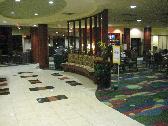 Courtyard by Marriott Wall at Monmouth Shores Corporate Park: lobby