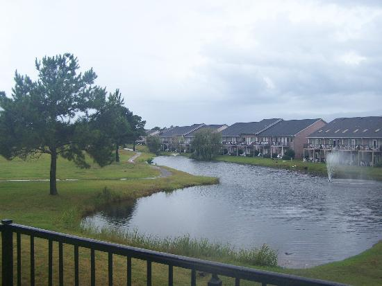 Plantation Resort: View from deck