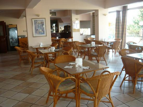 Agapinor Hotel: dining room