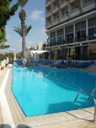 Agapinor Hotel: pool