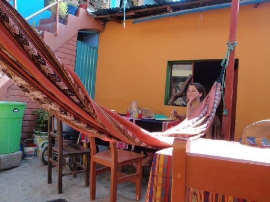 Pachamama: Le lieu de vie extérieur
