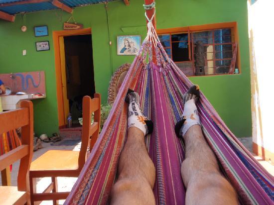 Pachamama: Un lieu de repos mérité et appécié !