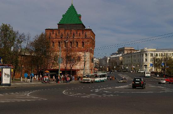 Nizhny Novgorod, Russia: Kreml