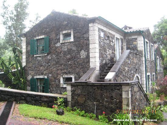 Aldeia da Fonte Nature Resort: Die Unterkunft