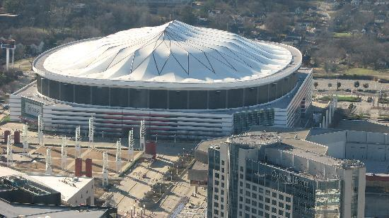 Georgia Dome - Home of the Atl...