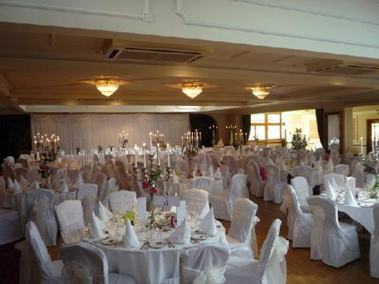 Newcastle West, Ireland: Dinner Hall