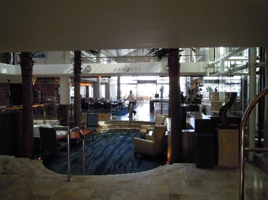 Radisson Blu Hotel Waterfront, Cape Town : Empfangshalle