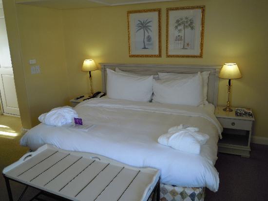 Radisson Blu Hotel Waterfront, Cape Town: Zimmereinrichtung