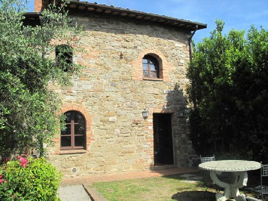 Castello di Gaiche: No1 Castle Gaiche. 2 bed House.