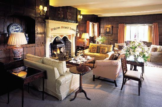 Bodysgallen Hall & Spa: The Drawing Room
