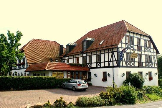 Hotel-Restaurant Zum Landgraf: Hotelansicht