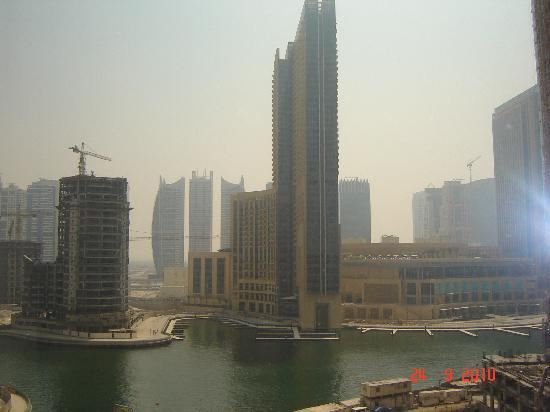 Suha Hotel Apartments by Mondo : View from Twin Room