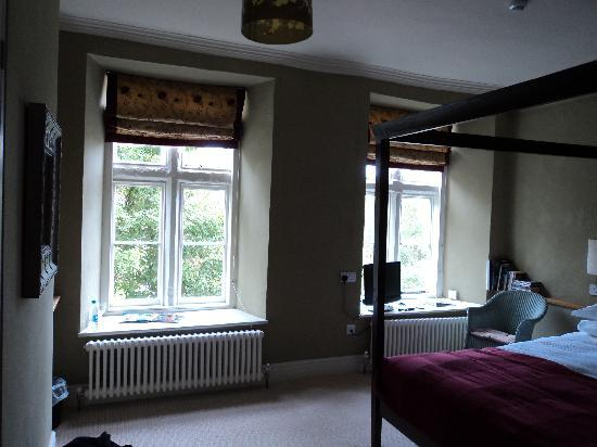 At The Manor: Our Lovley Room