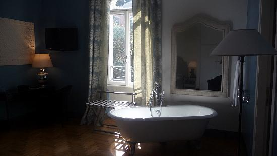 Hotel Villa Linneo: View of the room