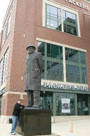 Green Bay, WI: Vince Lombardi