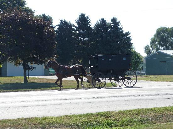 Shipshewana, IN: Im Amishland