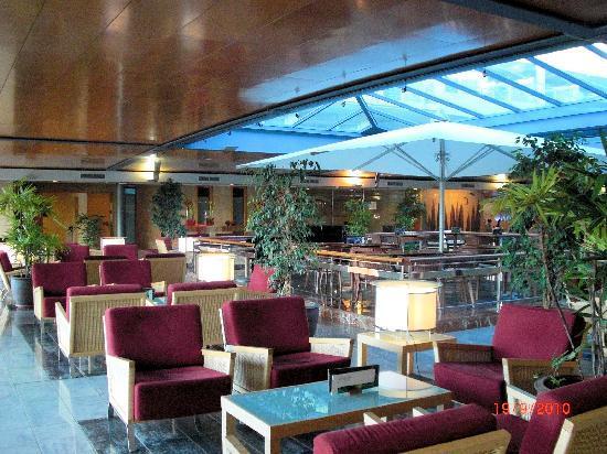 Aqua Hotel Onabrava & Spa: Lounge area