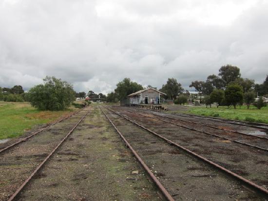 Rushworth, Australia: ラッシュワースの街並  Rate:  ラッシュワース