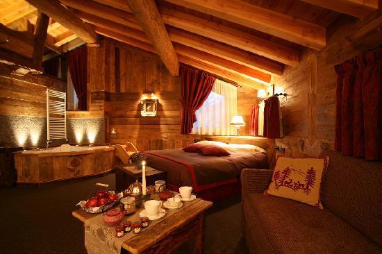 La Thuile, Italy: Suite du Mayen
