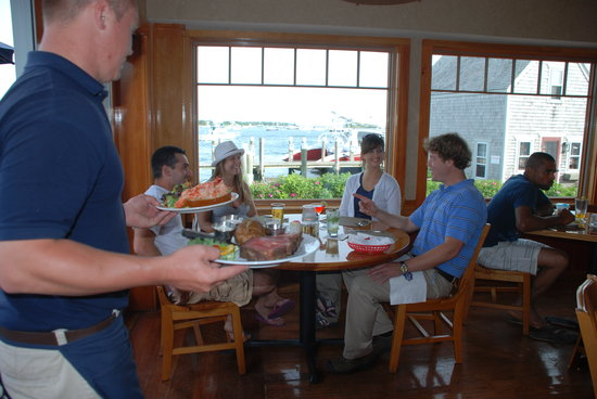 Edgartown Restaurants Breakfast