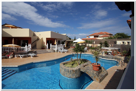 Infiniti Fuerteventura: Infiniti-Corralejo Pool