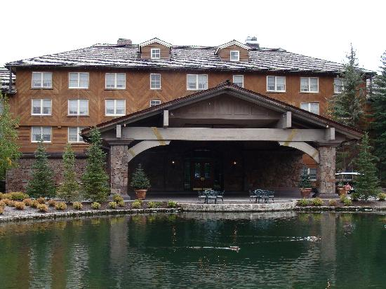Sun Valley Lodge at the Sun Valley Resort