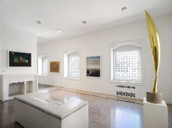 Colección Peggy Guggenheim: A room of the Peggy Guggenheim Collection. Photo Andrea sarti/CAST1466