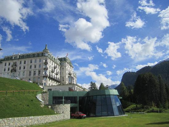 The Grand Hotel Kronenhof