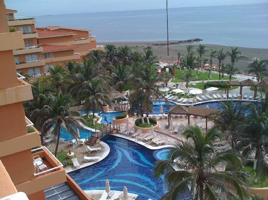 Fiesta Americana Veracruz: vista de mi suite